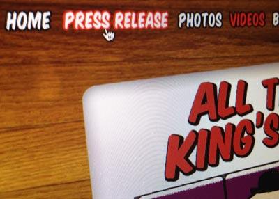 All the King's Men at the Edinburgh Fringe 2011